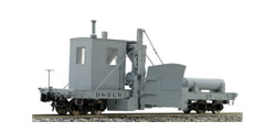 D&RGW OV Spreader