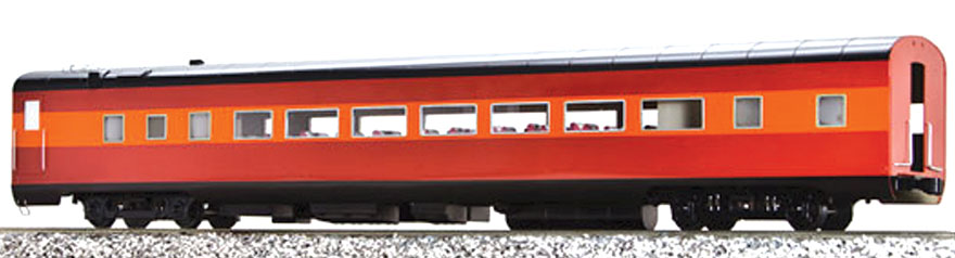 1:32 Scale Streamline Passenger Coaches