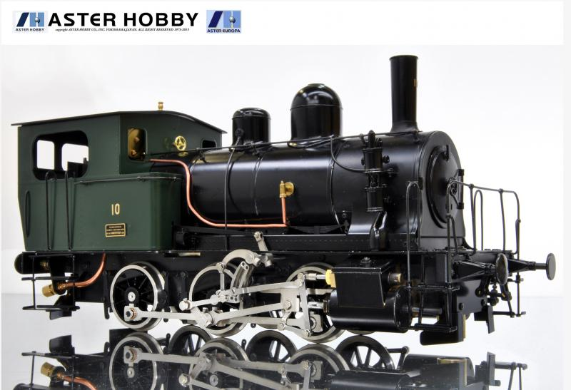 Aster Hobby Co - Swiss Railways SBB E3/3 'Tiger'