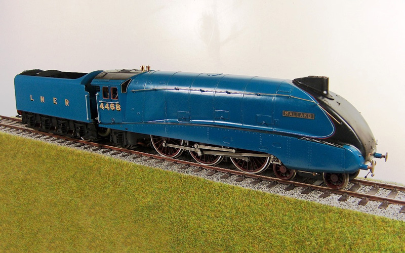 Accucraft UK  - LNER A4